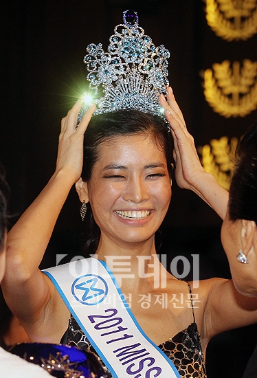 Miss World Korea 2011 - Do-Hyeong Min