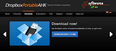 DropboxPortableAHK Dropboxを外部ストレージで持ち運ぶ方法!!DropboxPortableAHKの紹介.