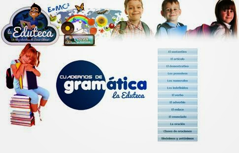 http://laeduteca.webcindario.com/gramatica.html