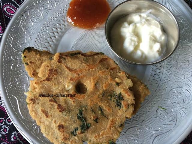 Upasache Bhajani Thalipeeth