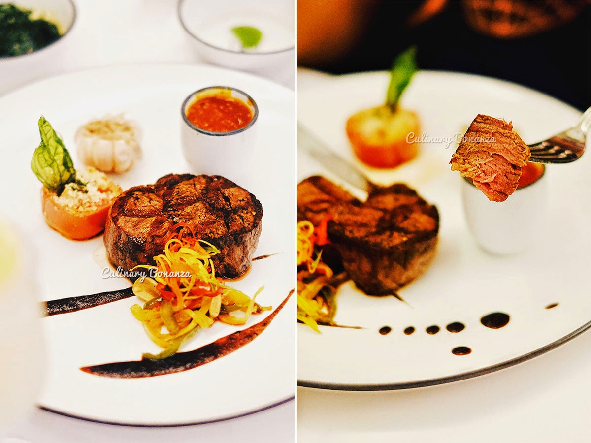 200gr US Beef Striploin (www.culinarybonanza.com)