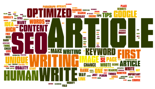 how to write good seo articles