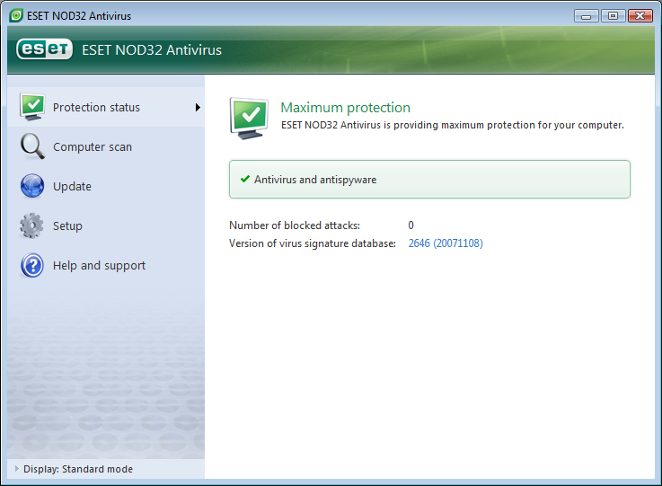 Download Esed Nod 32 Antivirus Terbaru + Activation Key