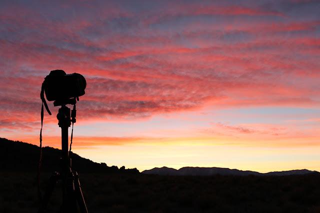 Capturing Sunrise