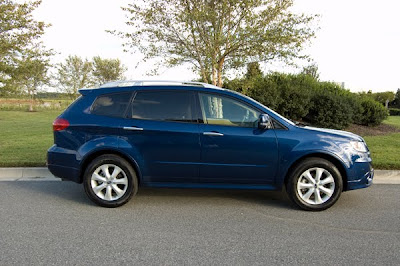 NEW 2011 SUBARU TRIBECA REVIEW Most Popular Car   Concept Car