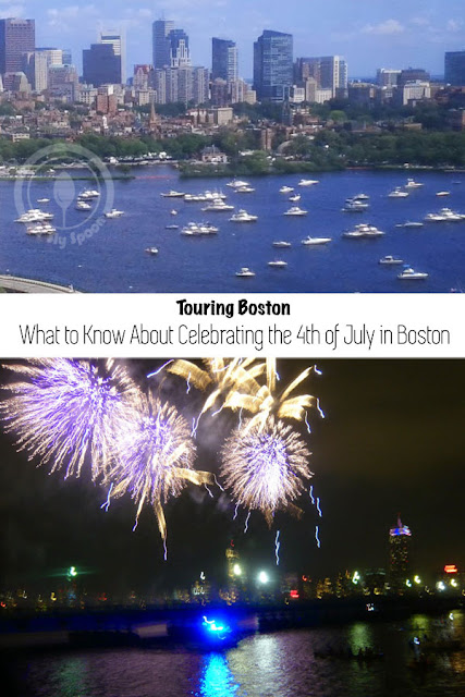 Touring Boston - What to Know About Celebrating the 4th of July in Boston
