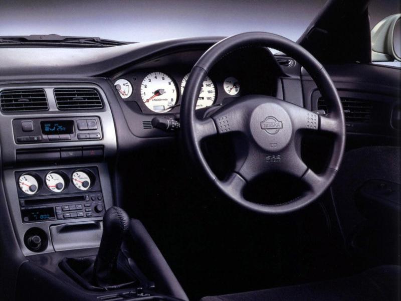 Nissan Silvia S14a, samochody z japonii, JDM, zdjęcia, galeria, opis, czym się różni S14 od S14a
