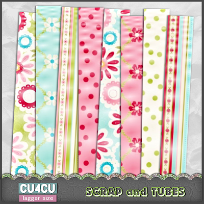 Spring Papers (CU4CU) .Spring+Papers_Preview_Scrap+and+Tubes