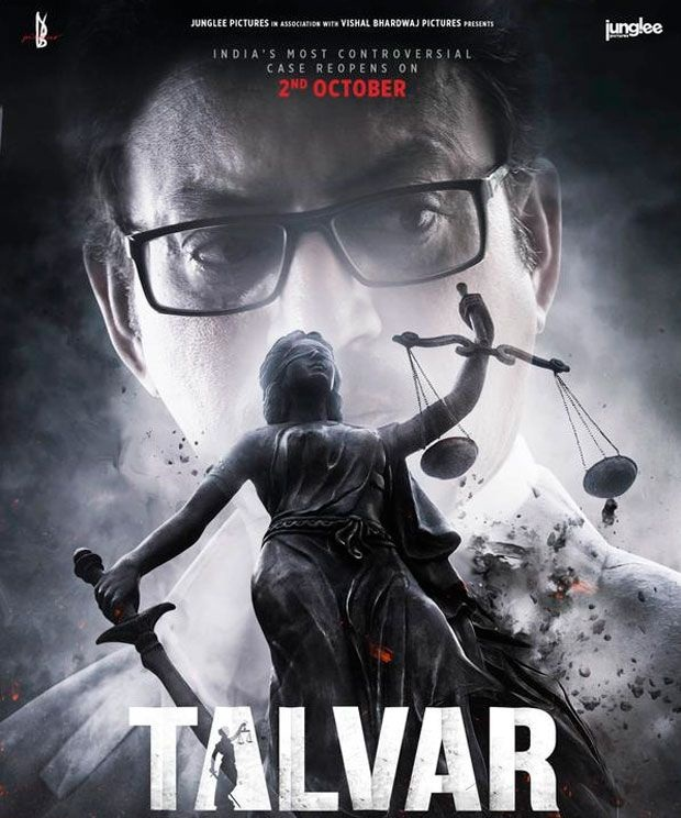 Talvar (2015) Worldfree4u - DVDRip Hindi Full Movie Watch Online Free Download - Movierulz