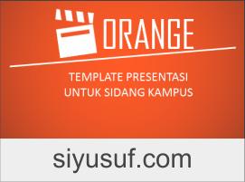 Download Template Powerpoint Untuk Sidang Kampus