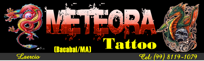 'Meteora Tattoo'