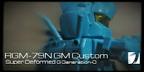 SD RGM-79N GM Custom