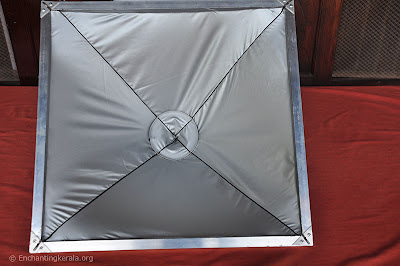 DIY Home made Foldable Softbox