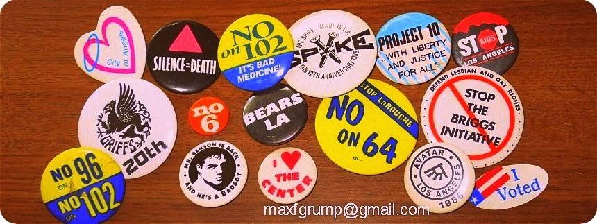 Max F. Grump