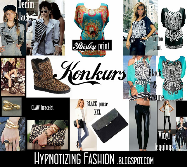 konkurs fashion