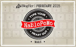 NaBloPoMo February Challenge