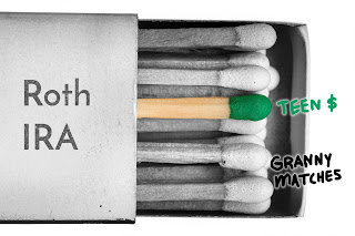 Roth IRA Granny Matches