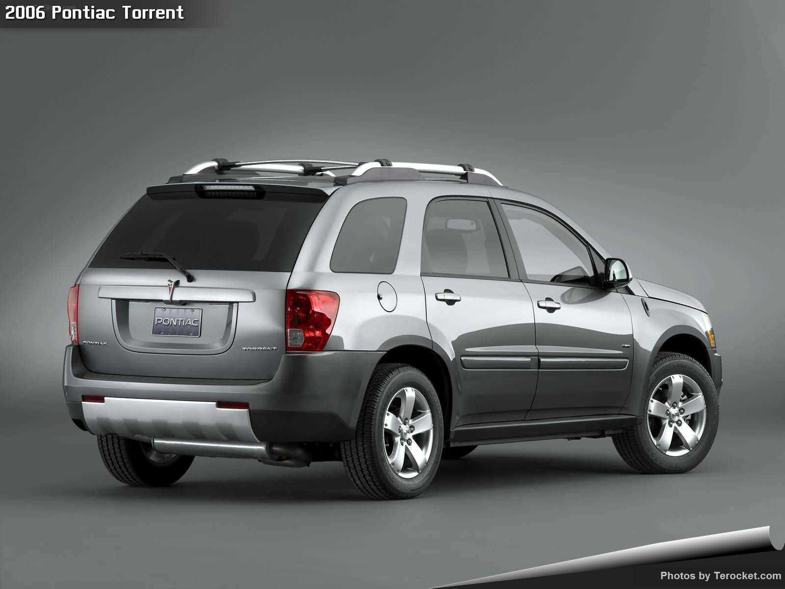 Hình ảnh xe ô tô Pontiac Torrent 2006 & nội ngoại thất