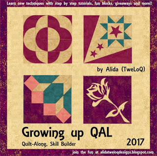 Growing Up QAL 2017