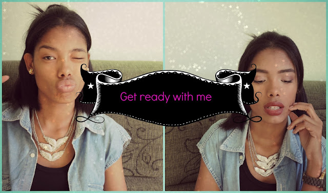 Vídeo: Get ready with me