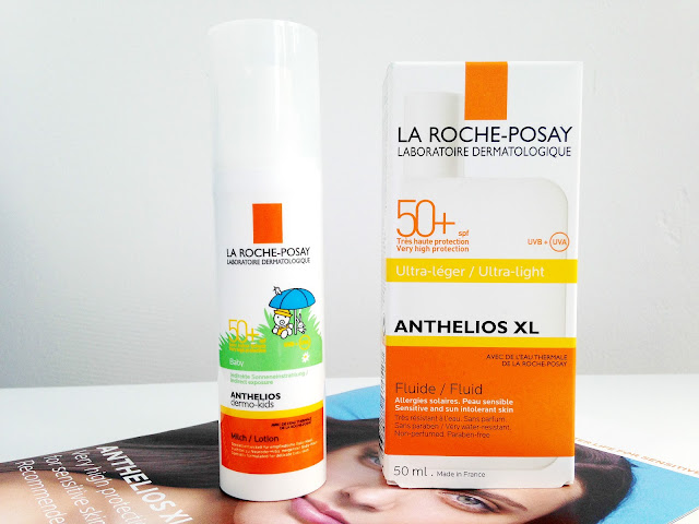 Stay Safe in the Sun with La Roche-Posay