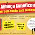 Ministério Gileade promove almoço beneficente para o dia 11 de Março
