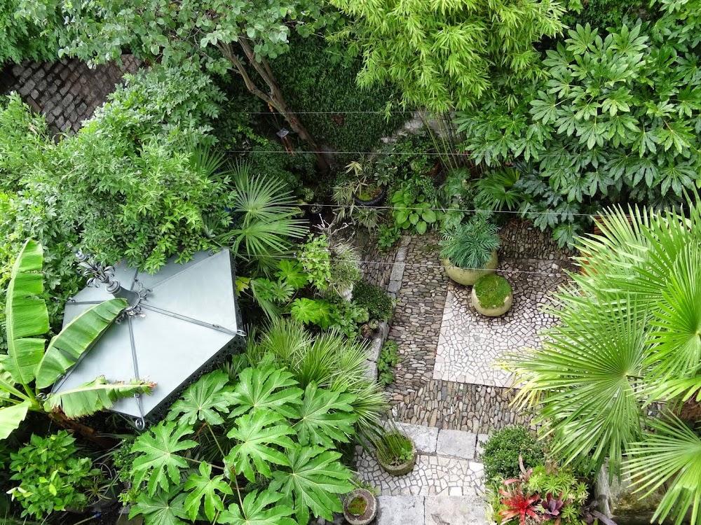 Envie de visiter le jardin !