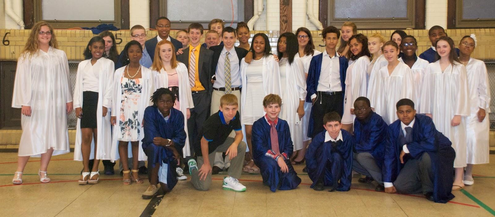Night lights james dobson - 8th Grade Award Recipients