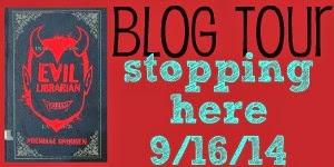 Evil Librarian Blog Tour