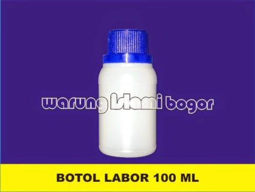 Jual Botol Kapsul HDPE 100ml