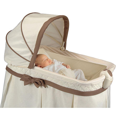 Bassinet Attaches To Bed6