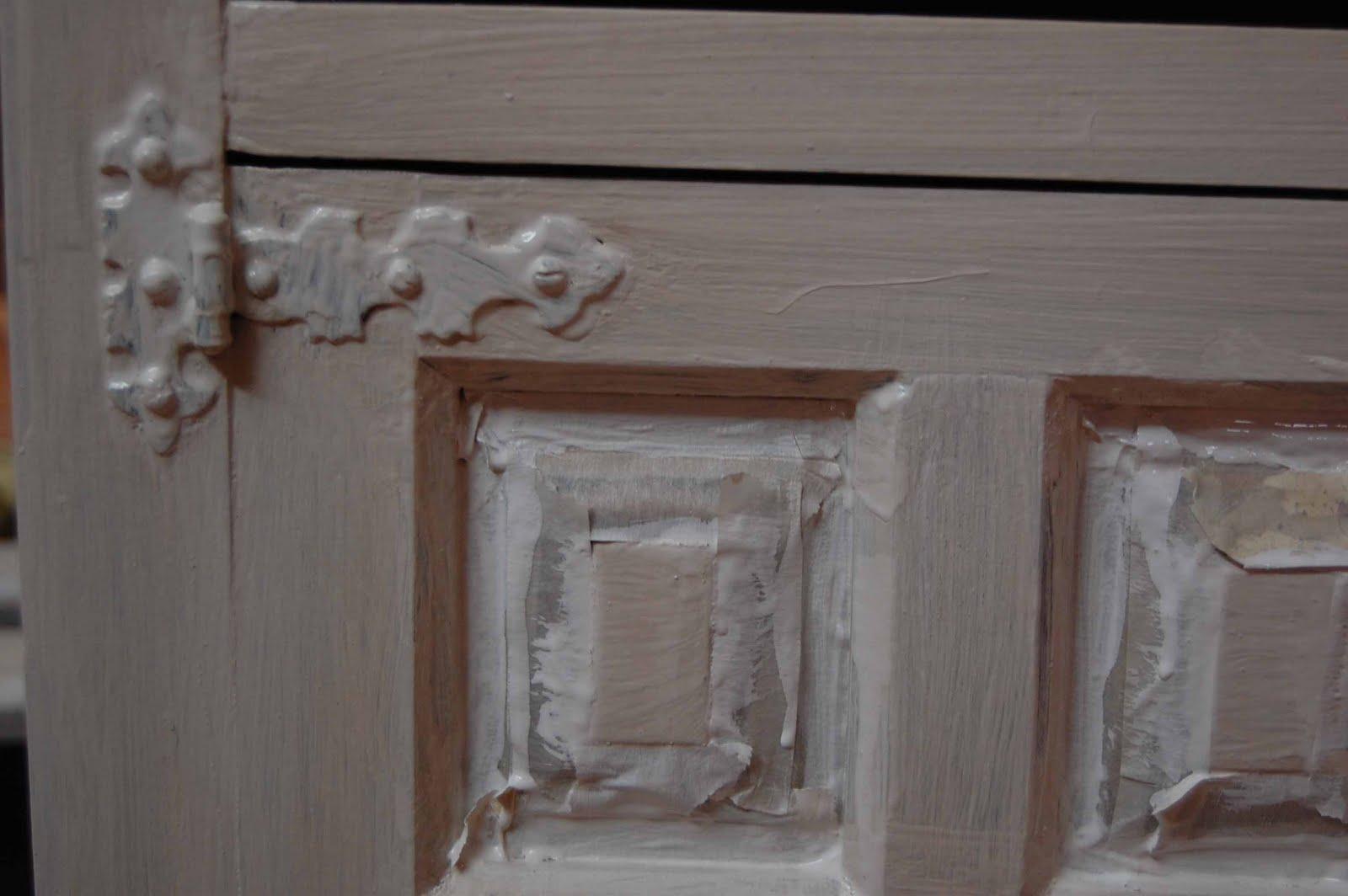 Naifandtastic decoraci n craft hecho a mano - Armarios antiguos restaurados ...
