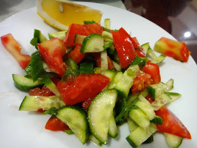 Fresh Turkish Salad