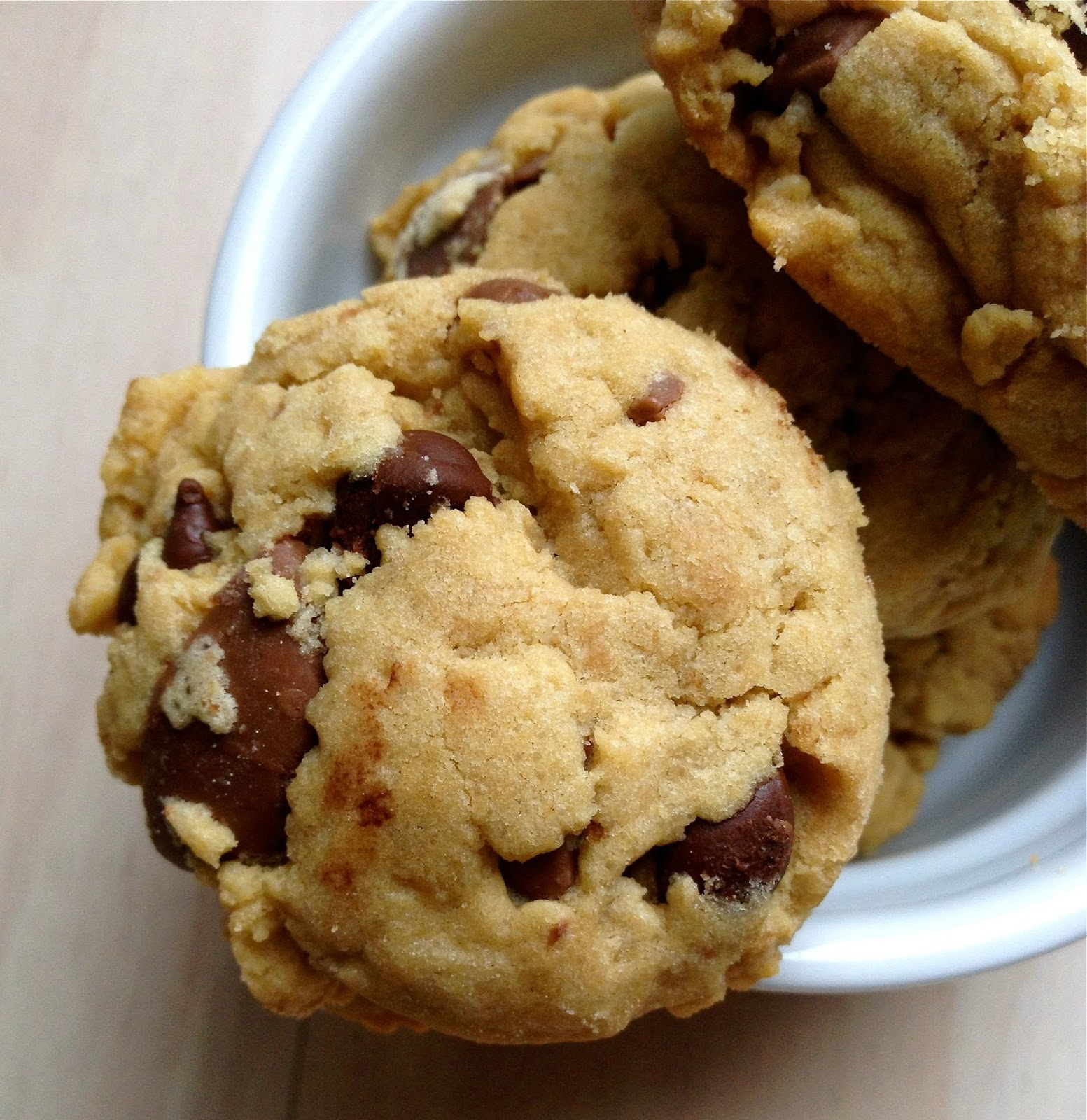 Stephanie Cooks: Vanilla Pudding Chocolate Chip Cookies