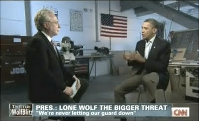 obama: biggest terror threat on 9/11 is lone wolf