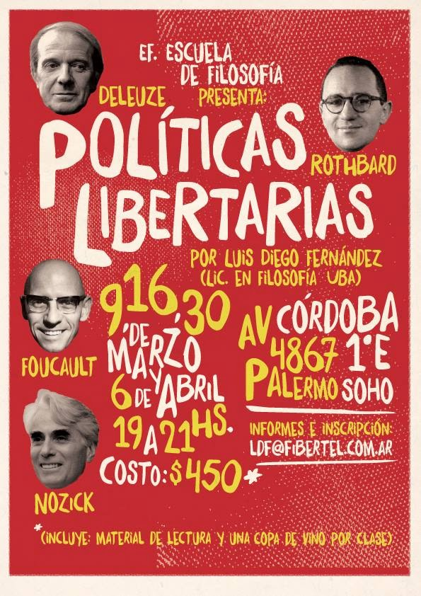 Curso: Libertarismo