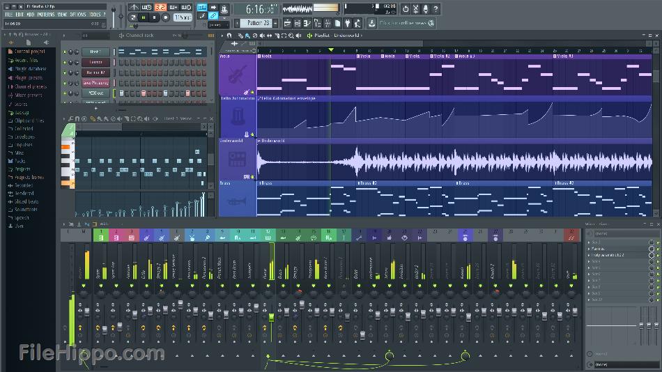 descargar fl studio 12 full en espanol con crack 2015