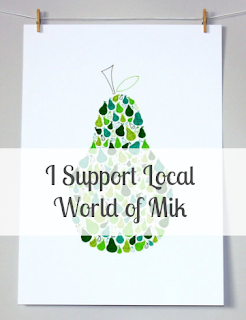 I Support Local: World of Mik