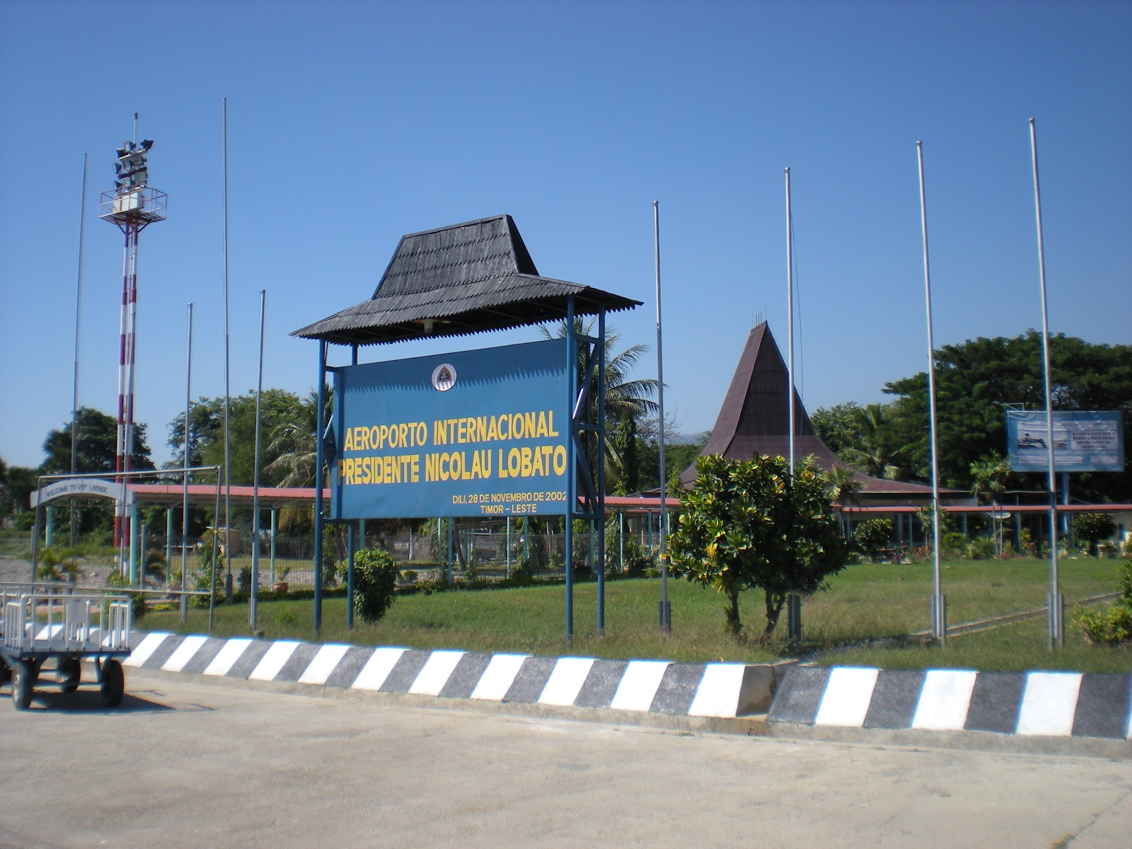 Aeroporto Dili : Timor leste sydneyisms: ruminations from an american girl in sydney