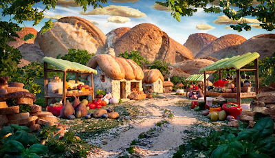 verduras-en-paisajes