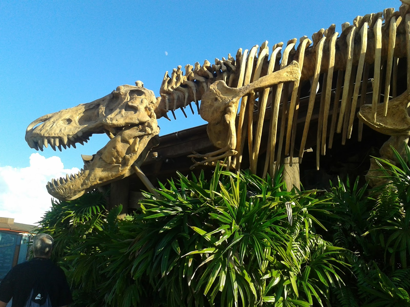 T-Rex Downtown Disney