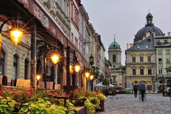 Картинки по запросу львів вулиці фото
