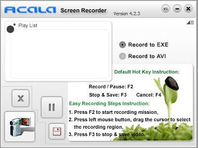 screen recording tools