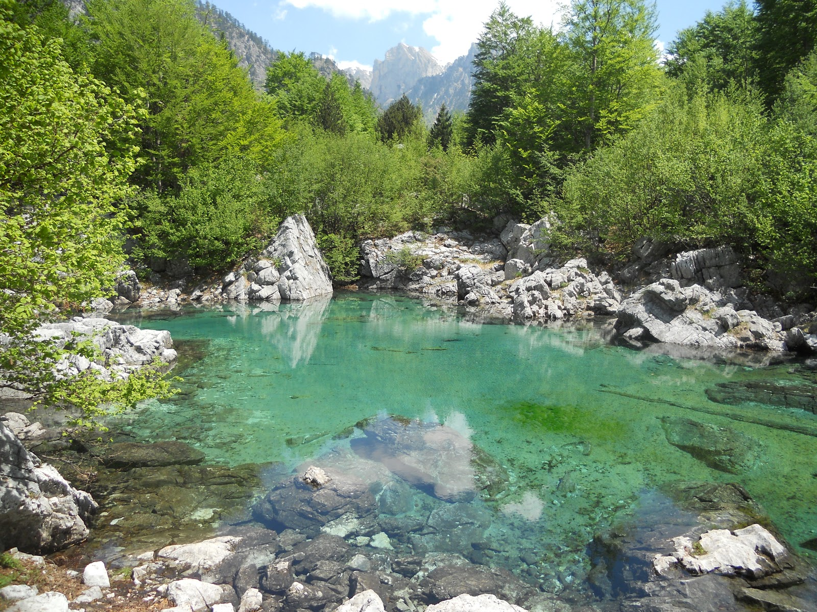 National Park Valbona Valbona National Park Albania