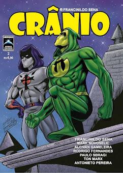 CRÂNIO N°2 (Universo Editora)