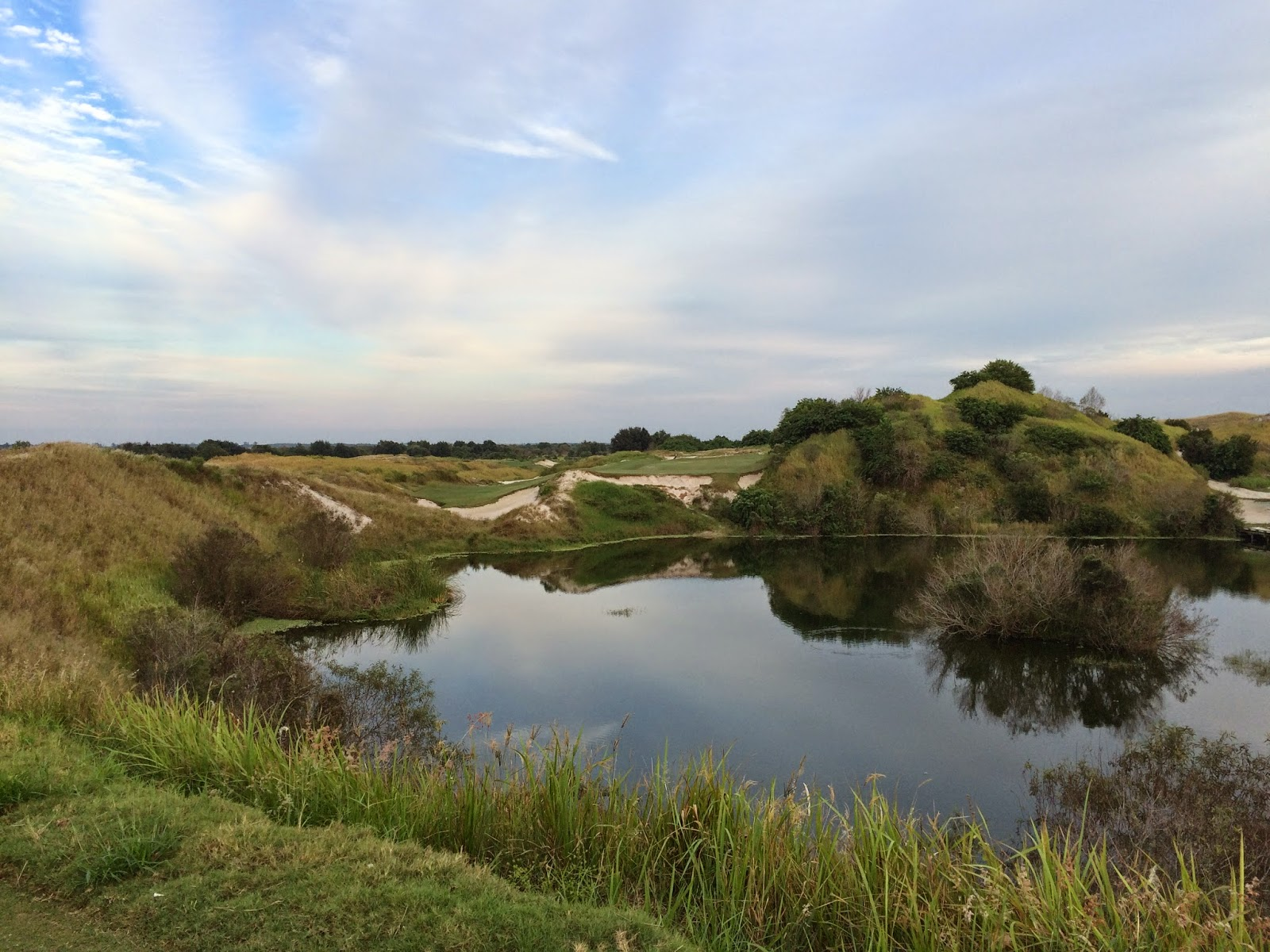 Streamsong Red 16th Hole