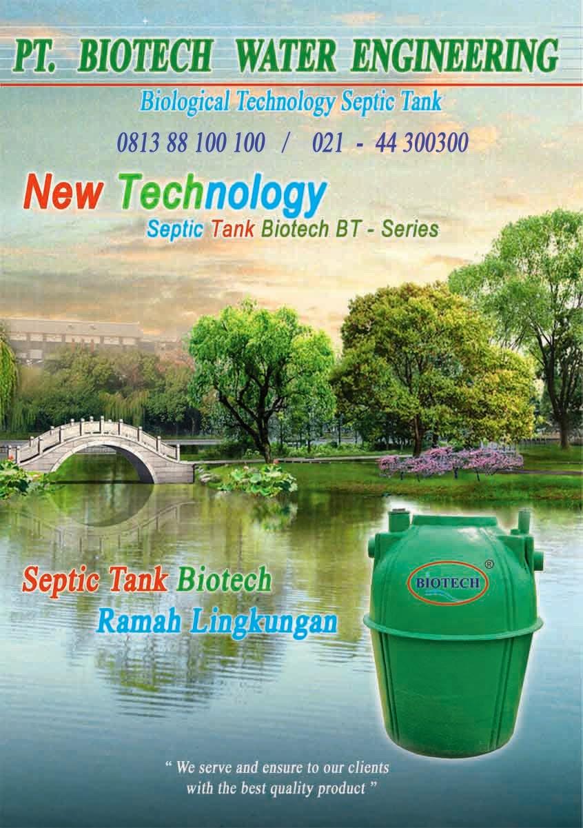 septic tank biotech, bubuk bakteri pengurai tinja, toilet portable fibreglass, grease trap, biofive, biogift, biofil