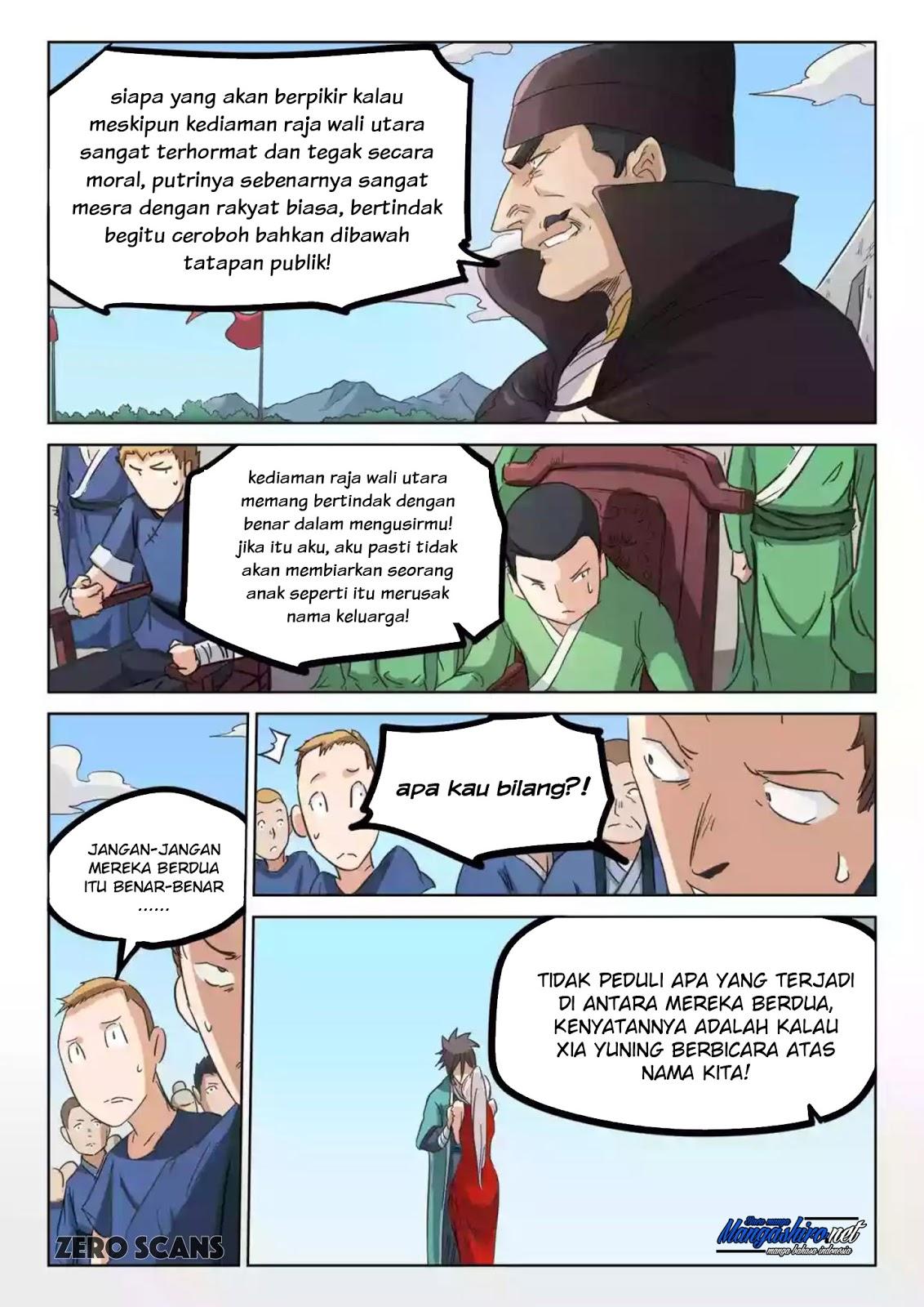 Star Martial God Technique Chapter 141-7