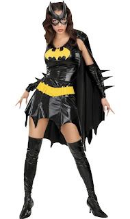 Batgirl - Batman Dark Knight Rises Costumes