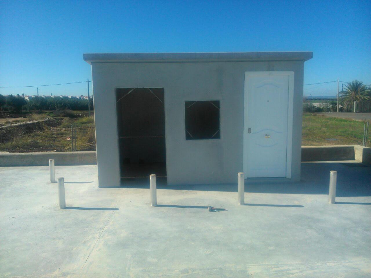 Casas y casetas prefabricadas de hormig n armado - Casas prefabricadas hormigon modernas ...
